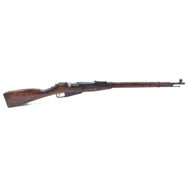 1935 Izhevsk Mosin-Nagant 1891/30 Hex Receiver Bolt-Action Service Rifle, 7.62X54R