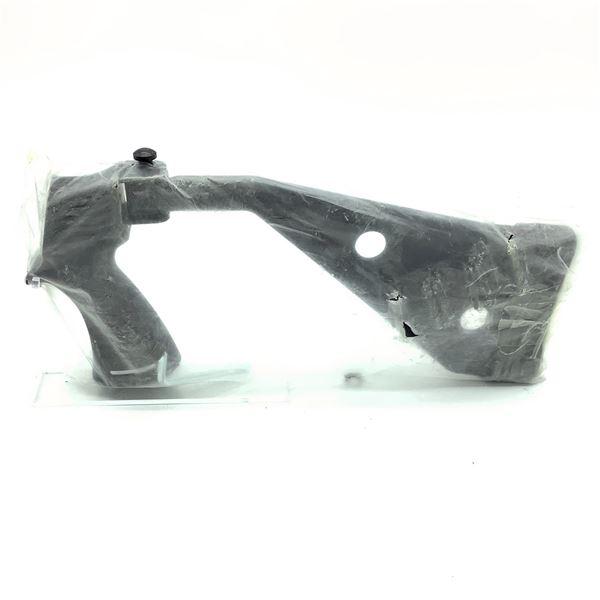Folding Pistol Grip Stock for Most Turkish Pump Shotguns, Black