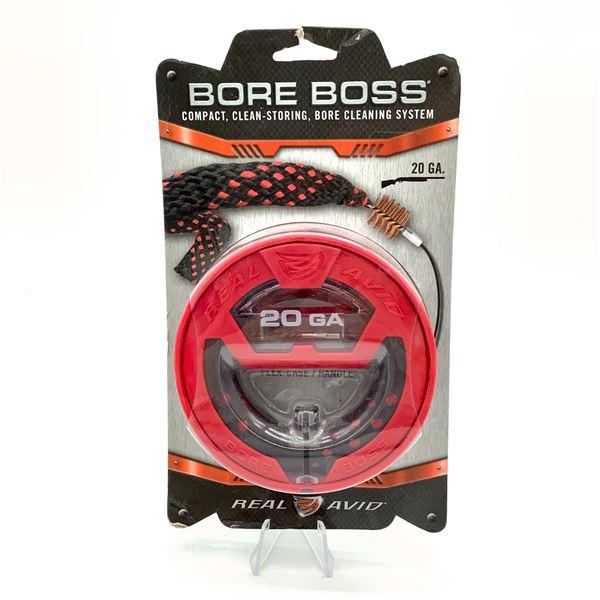 Real Avid Bore Boss Boresnake for 20 Gauge, New