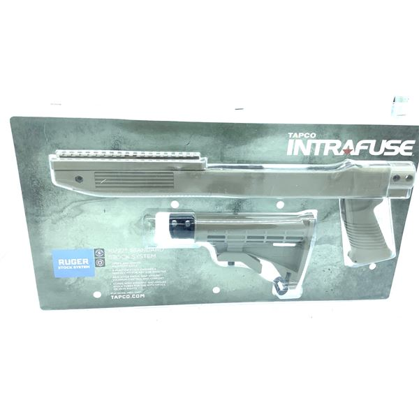 Tapco, Intrafuse, Ruger 10/22 Standard stock System, New.