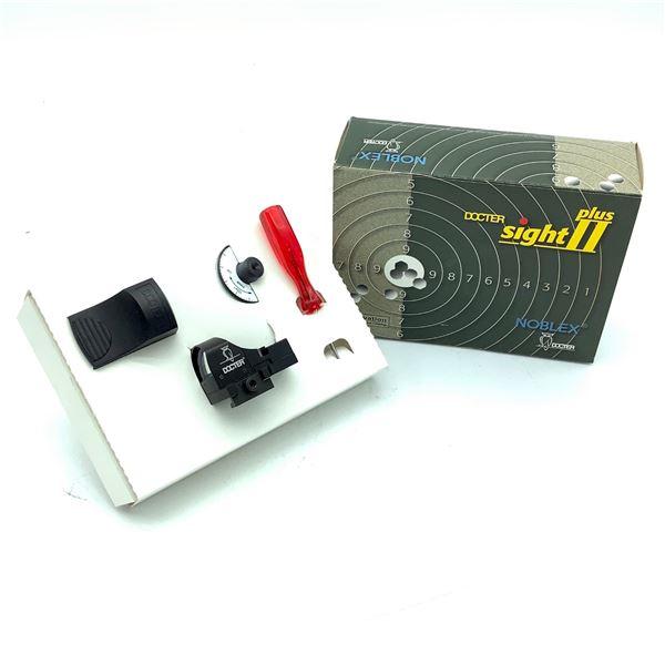 Docter Sight Plus II Reflex Sight, New