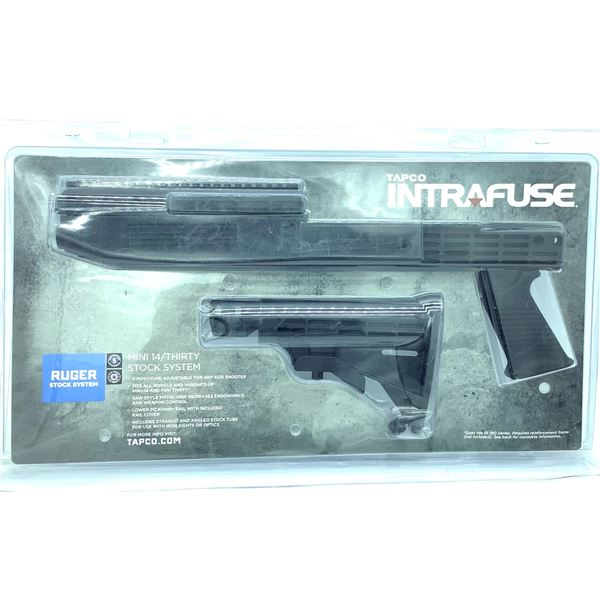 Tapco, Intrafuse, Ruger Mini 14 Stock System, New.