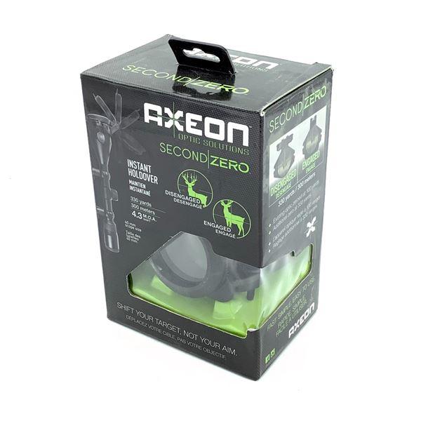Axeon Second Zero, New