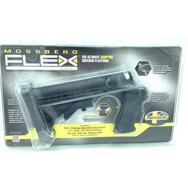 Mossberg Flex, Tactical Shotgun Stock, Flex 500/590 Models . New.