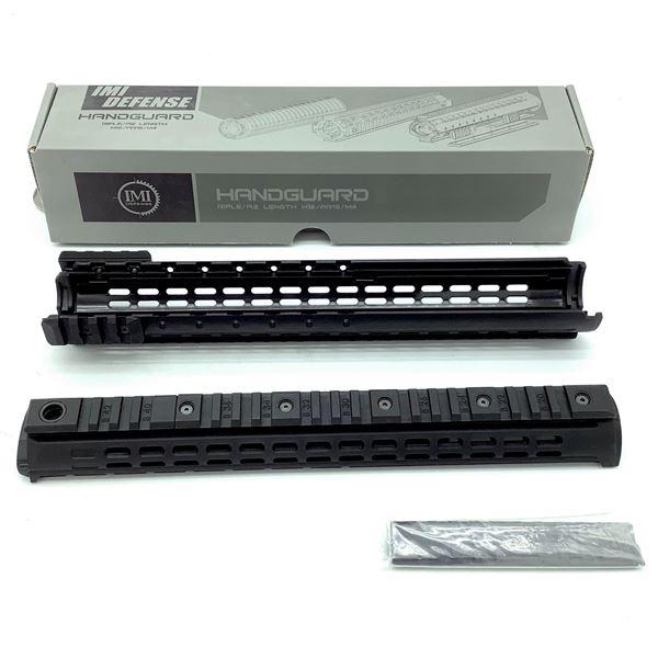 IMI Defense AR-15 / M16 Rifle Length MRS-R A2 Handguard, Black, New
