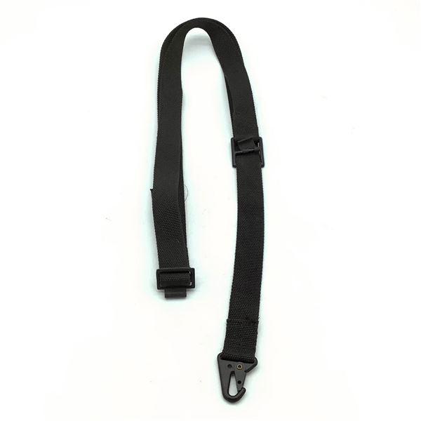 Nylon 1 Point Sling, Black