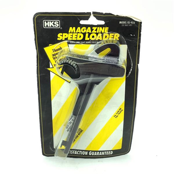 HKS Speed Loader for Glock 20, 21 10 mm/45 ACP, New