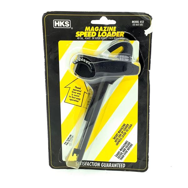 HKS Speed Loader for PARA, Star, STI and Others, New
