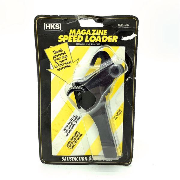 HKS Speed Loader for 380 Cal Taurus, Browning, Bersa, Beretta, New