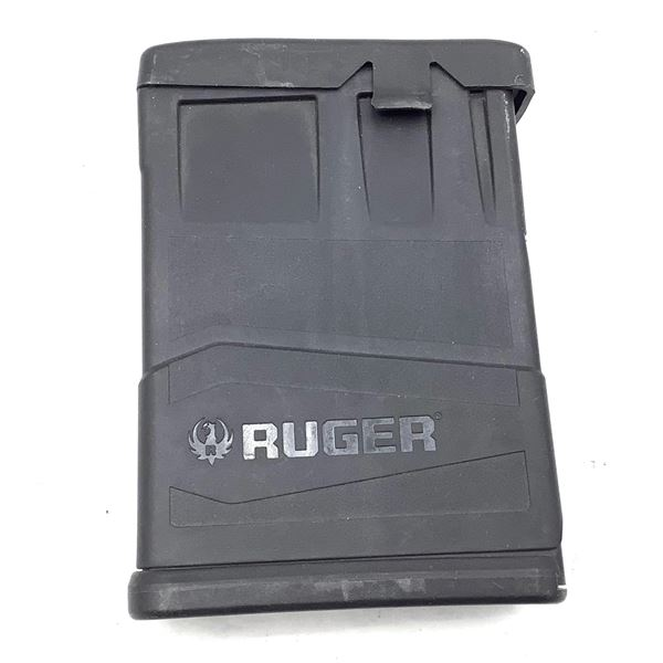 Ruger Precision Rifle, 6.5 Creedmore, Magazine.