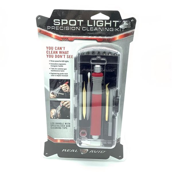 Real Avid Spotlight Precision Cleaning Kit, New