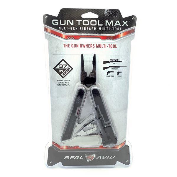 Real Avid Gun Tool Max 37-in-1 Multi Tool, New