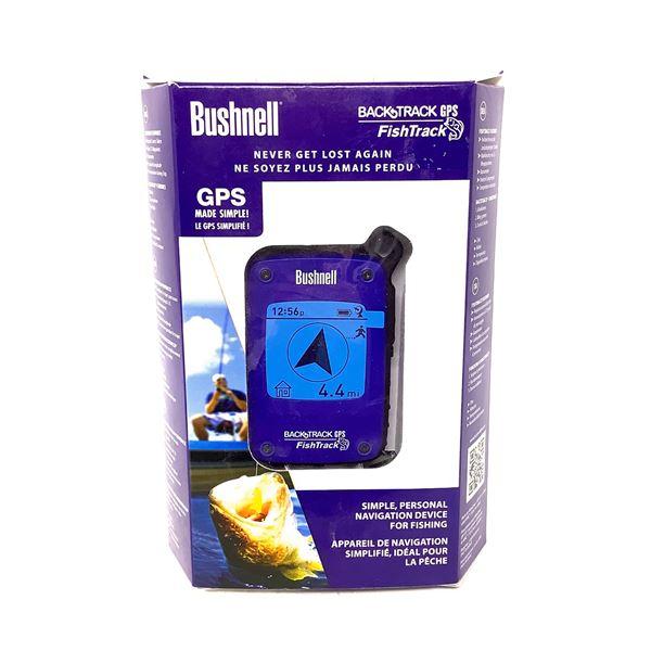 Bushnell Backtrack Fishing GPS, New
