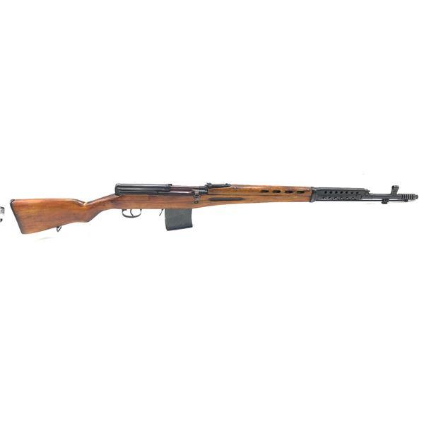 1941 SVT-40 Semi-Auto Service Rifle, 7.62X54R