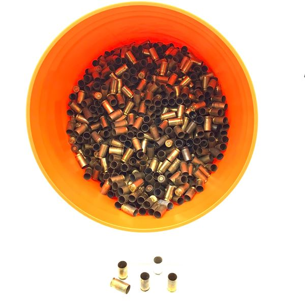 Assorted 9mm Casings - Approx. 2000 Cases