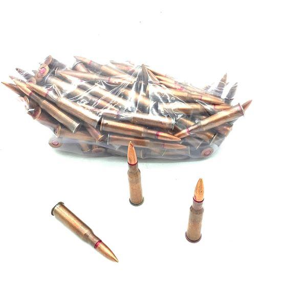 Assorted 7.62 x 54R Ammunition - 100 Rnds