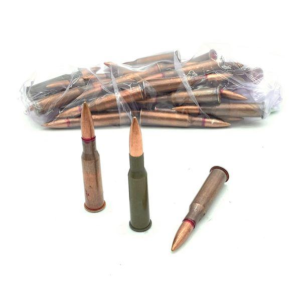 Assorted 7.62 x 54R Ammunition - 31 Rnds