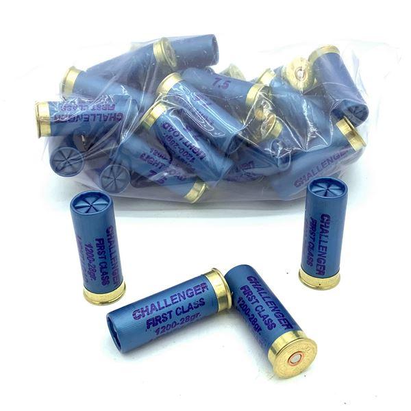 Challenger 12 Ga #7.5 Ammunition -37 Rnds