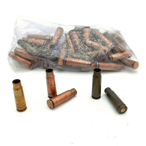 Assorted 7.5mm Casings - 44 Casings