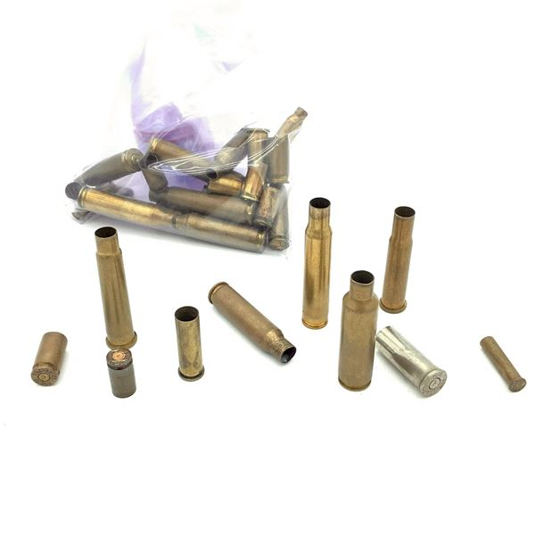 Assorted Brass Cases - 29 Pieces