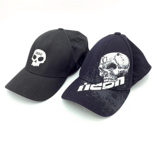 2 Hats - Zero & Icon Moto