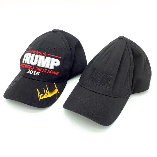 2 Hats - Trump 2016 & H& K