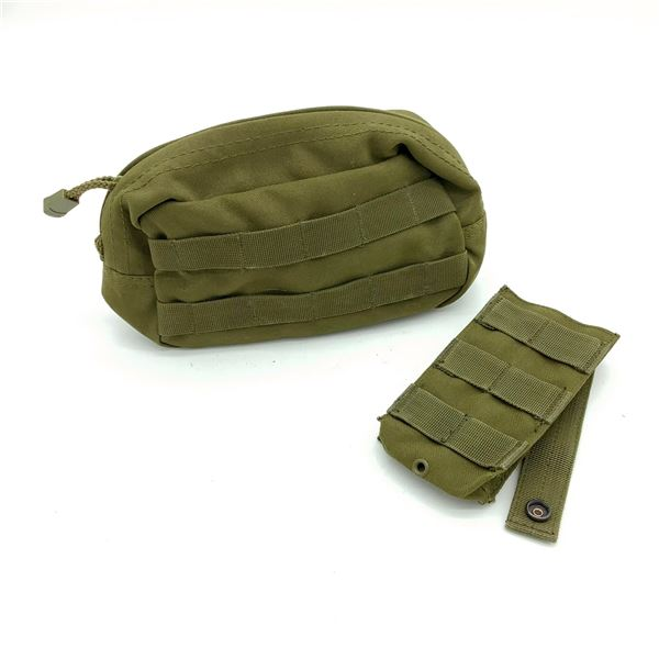 Molle Pouch & Single AR Mag Pouch