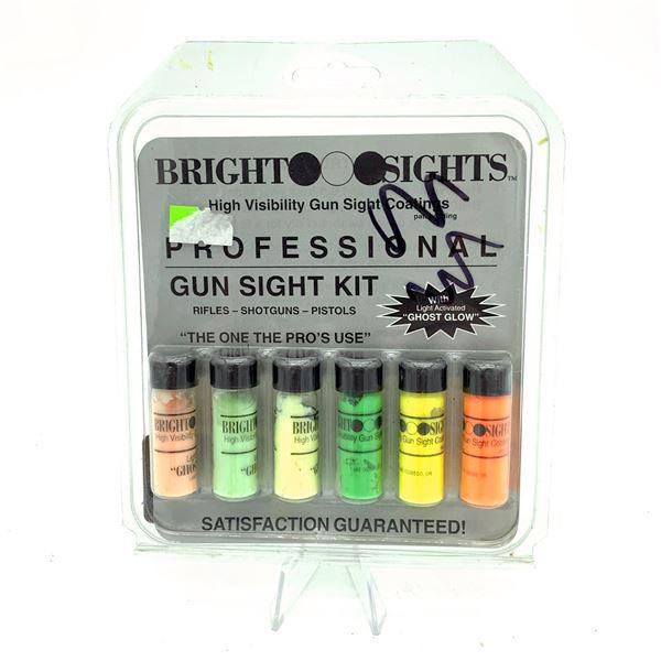 Brite Sights Professional Gun Sight Kit