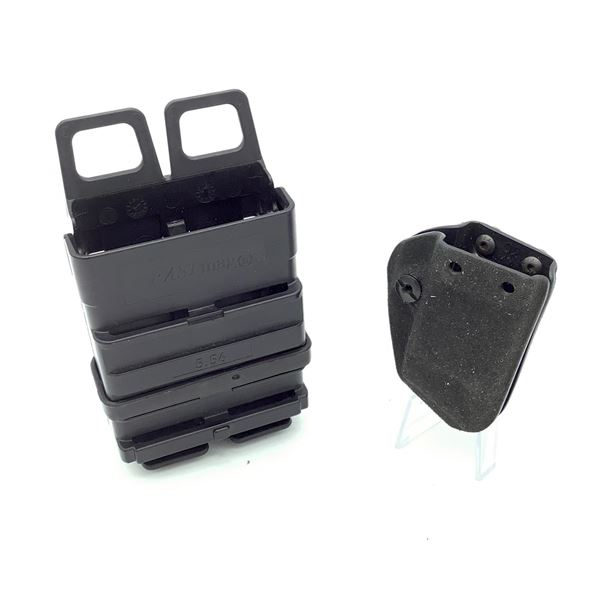 AR Fast Mag Pouch & Single Pistol Mag Carrier
