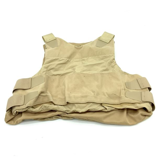 Concealed Body Armor Carrier, No Armor