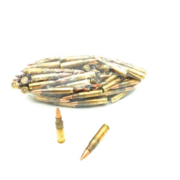 Federal Lake City Milspec 7.62 x 51 Nato Ammunition - 100 Rnds