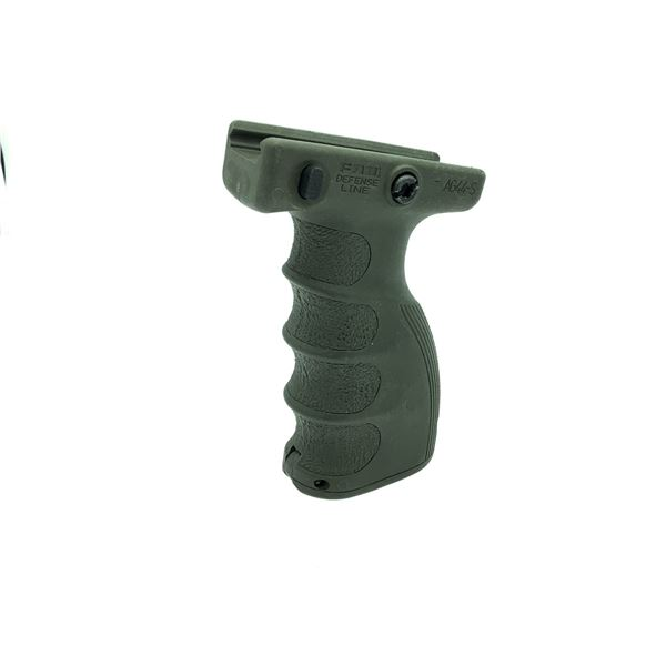 FAB Defense Polymer Forward Vertical Grip with Picatinny Mount