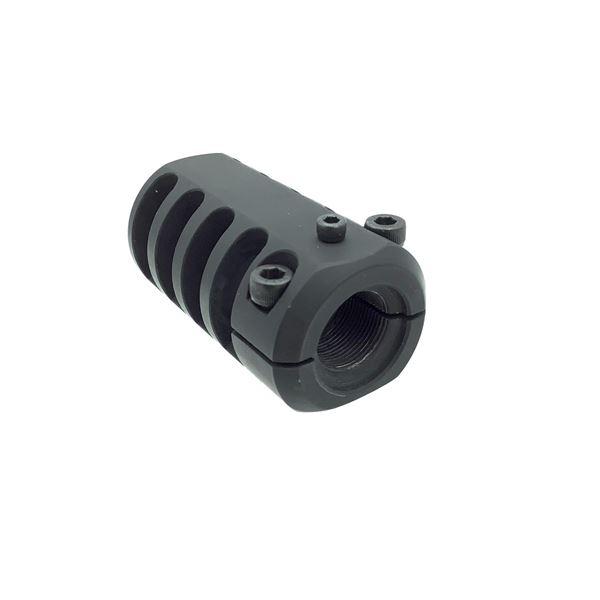 Coretac Muzzle Brake for  30 Cal, 18 x 1 Thread
