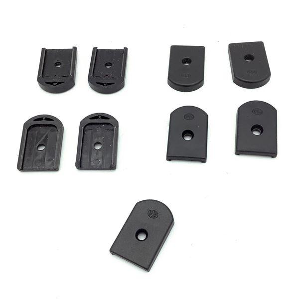 Beretta 92 Factory Magazine Base Pads - 9 Pieces
