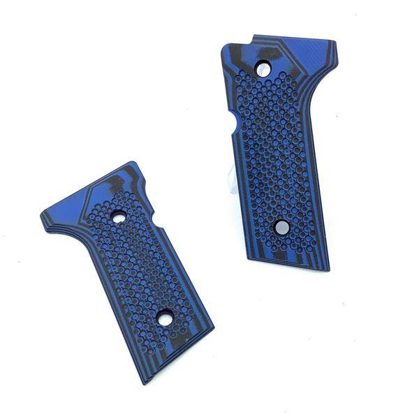 Vertec Beretta 92X/ M9A3 Grips, Blue