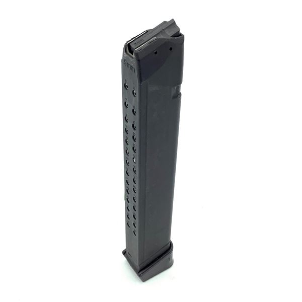 Glock 17 Stick Mag for 9mm, 33 Rnd Pinned at 10 Rnds