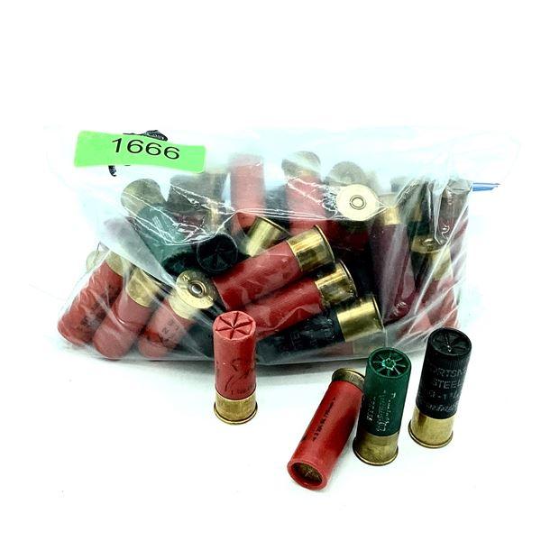 Assorted Loose 12 Ga Ammunition - 44 Rounds
