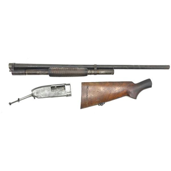 """Winchester Model 12 Pump-Action Shotgun Parts Lot, 12 Ga. 2 3/4"""""""