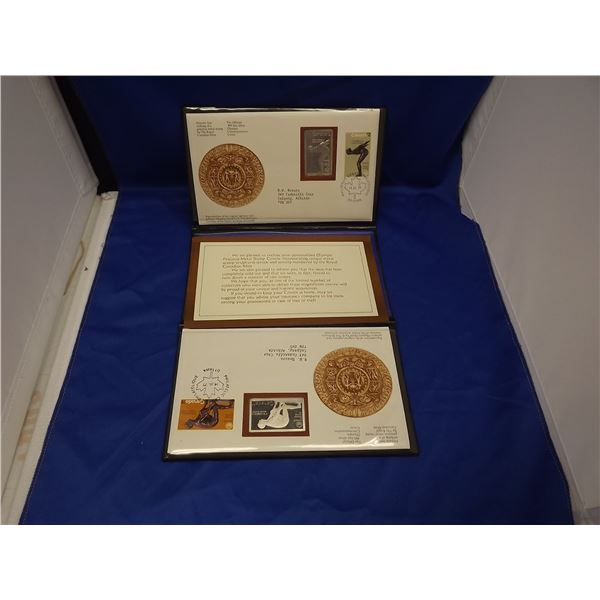1976 THE OFFICIAL OLYMPIC PRECIOUS METAL .999 SILVER