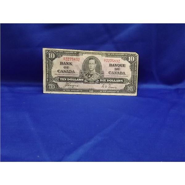 1937 CNDN $10 BILL