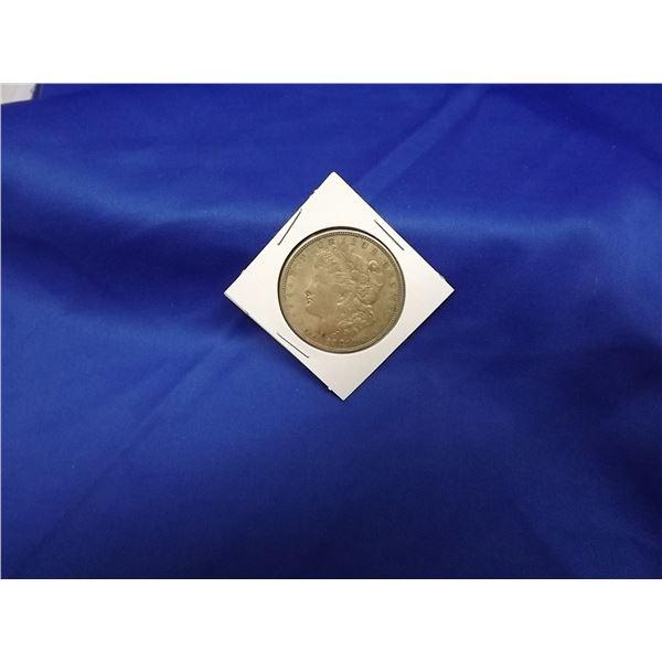 USA  1921 SILVER MORGAN DOLLAR