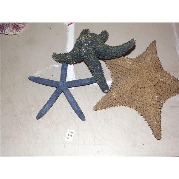 3 STAR FISH