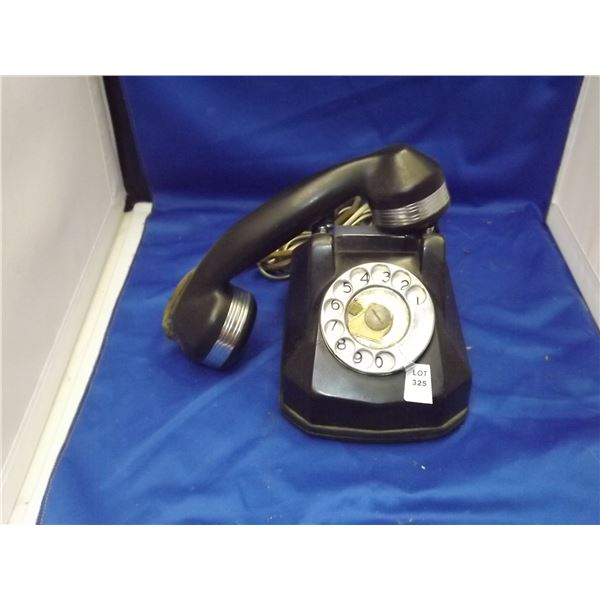 1 BLACK ROTERY PHONE 1944
