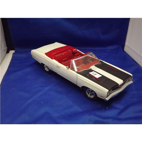 DIE CAST 1969 PLYMOTH GTX