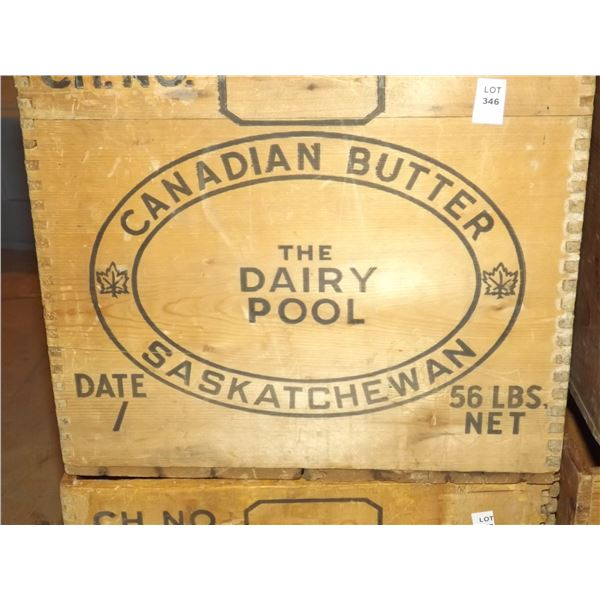 VINTAGE CANADIAN BUTTERBOX