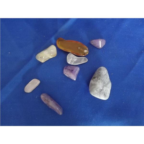 POLOISHED STONES LOT OF 4