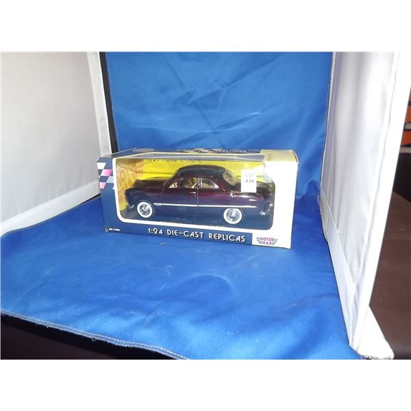 DIE CAST 1949 FORD COUPE