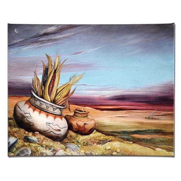 """""""Amaizing"""" Limited Edition Giclee on Canvas by Martin Katon, Numbered and Hand S"""