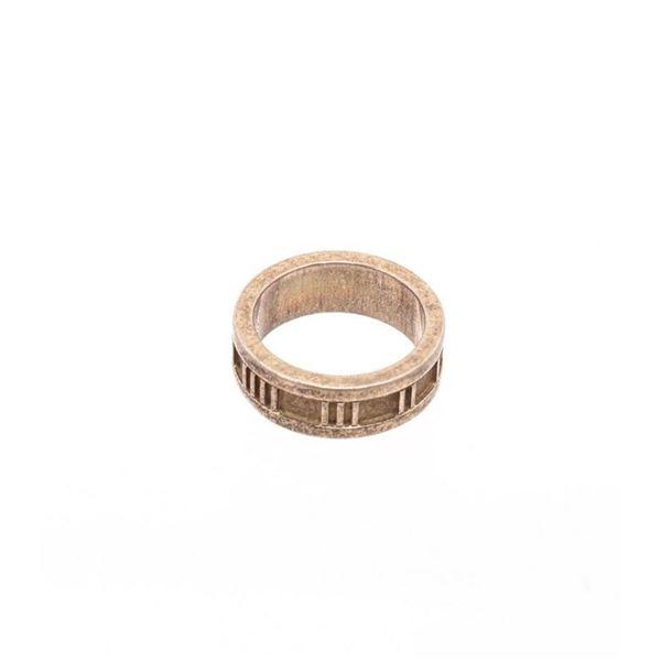Tiffany  Co. Silver Ring