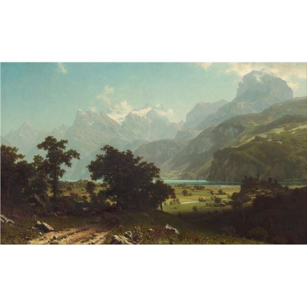 Bierstadt - Lake Lucerne